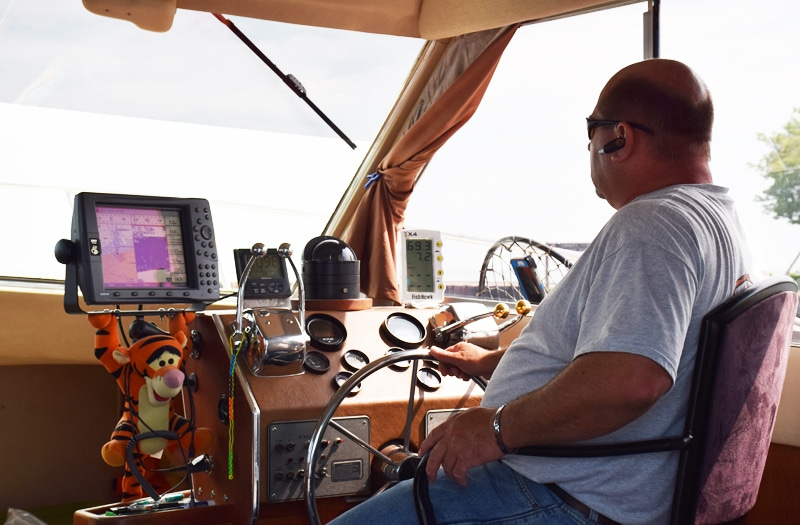 fishing guide captain tiger ihlenfeldt