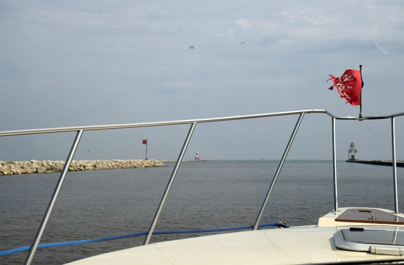 charter fishing excursion kewaunee wi
