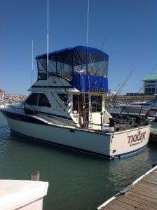 charter fishing season lake michigan