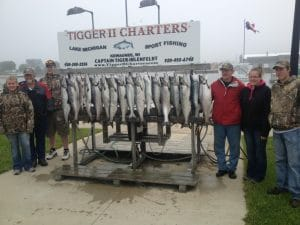 Lake Michigan charter